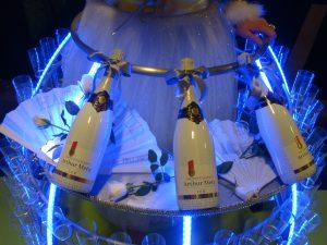 Robe cocktail par Agence Butterfly pour valorisation d'un produit et service des boissons
