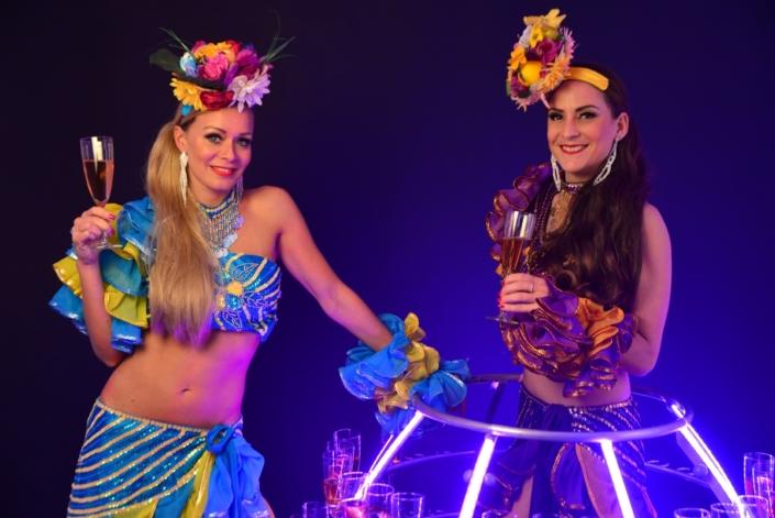 Robe à champagne Brésil - Agence Butterfly